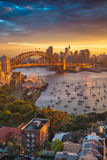 Sydney. Royalty Free Stock Images