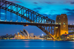 Sydney. royalty free stock photography