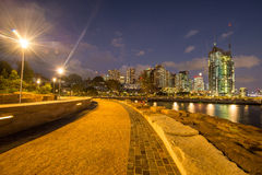 Sydney cityscape Stock Image