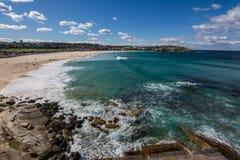 Sydney Coast Fotos de archivo libres de regalías