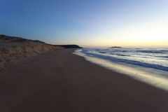 Sydney coastline, dawn Stock Photography