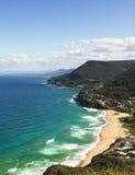 Sydney coastline Stock Photos