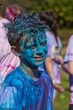 Sydney Color Run Fotografie Stock