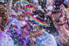 Sydney Color Run Royalty Free Stock Image