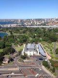 Sydney Conservatory von Musik Stockbilder