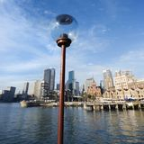 Sydney Cove, Australia. Royalty Free Stock Images