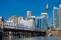 Sydney, Darling Harbor Stock Photos