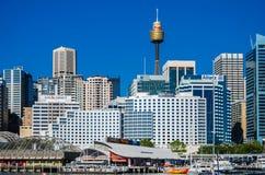 Sydney, Darling Harbor Royalty Free Stock Photos