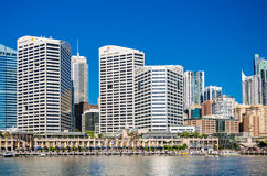 Sydney, Darling Harbor Royalty Free Stock Images