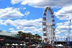 Sydney Darling Harbour a NSW, Australia fotografia stock