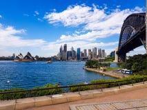 Sydney de desatención imagen de archivo