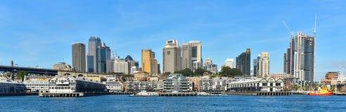Sydney de la bahía de Watson Fotografía de archivo libre de regalías