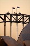 Sydney detail Royalty Free Stock Photo