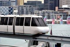 Sydney-Einschienenbahn stockbilder