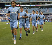 Sydney fc Royalty Free Stock Image