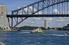 Sydney Ferry Charlotte Royaltyfria Foton
