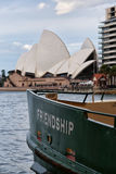 Sydney ferry Friendship Stock Images