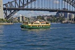 Sydney Ferry Lady Northcott Arkivfoto