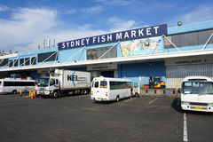 Sydney Fish Market Photo stock