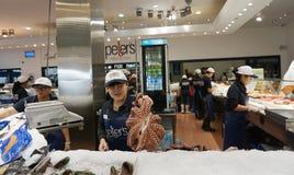 Sydney Fish Market Fotografía de archivo
