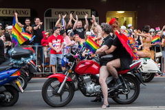 Sydney Gay and Lesbian Mardi Gras Royalty Free Stock Photography