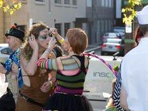 Sydney Gay och lesbisk kvinna Mardi Gras Royaltyfri Bild