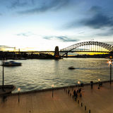 Sydney Habour Bridge Royalty Free Stock Image