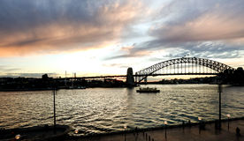 Sydney Habour Bridge Stock Photos