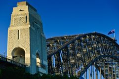 Sydney Habrbour Bridge Royalty Free Stock Photography