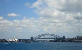 Sydney-Hafen Stockfotos