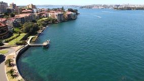 Sydney-Hafen Stockfotografie