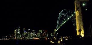 Sydney-Hafen Stockbilder