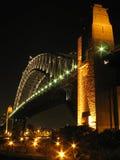 Sydney-Hafen-Brücke - Sydney, Australien lizenzfreies stockbild