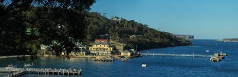 Sydney-Hafen-Nationalpark Lizenzfreies Stockbild