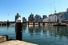 Sydney hamn royaltyfria foton