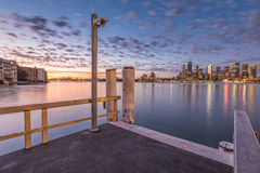 Sydney hamn Royaltyfria Bilder