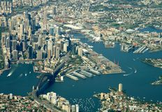 Sydney harbor Stock Photos