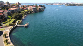 Sydney harbor Stock Photography