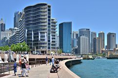 Sydney Harbor Fotografia Stock