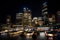 Sydney Harbor Imagenes de archivo