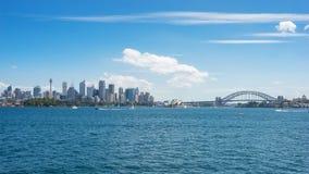 Sydney Harbor Image libre de droits