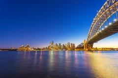 Sydney Harbor Photos libres de droits