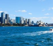 Sydney Harbor Photo stock
