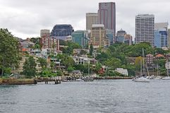 Sydney Harbor Australia Royalty Free Stock Photo