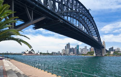 Sydney Harbor Bridge Royalty Free Stock Photography