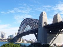 Sydney Harbor Bridge Stock Images