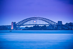 Sydney Harbor Bridge Royalty Free Stock Photo