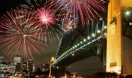 Sydney Harbor Bridge Royalty Free Stock Image