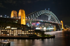 Sydney Harbor Bridge Image stock