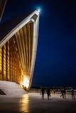 Sydney Harbor Bridge And Opera House Stock Photo